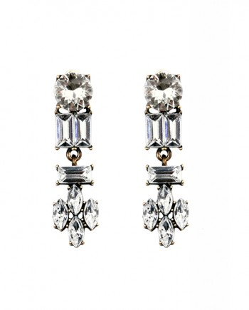 Crystal-Drop-earrings