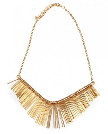 femnmas Tassel metal necklace
