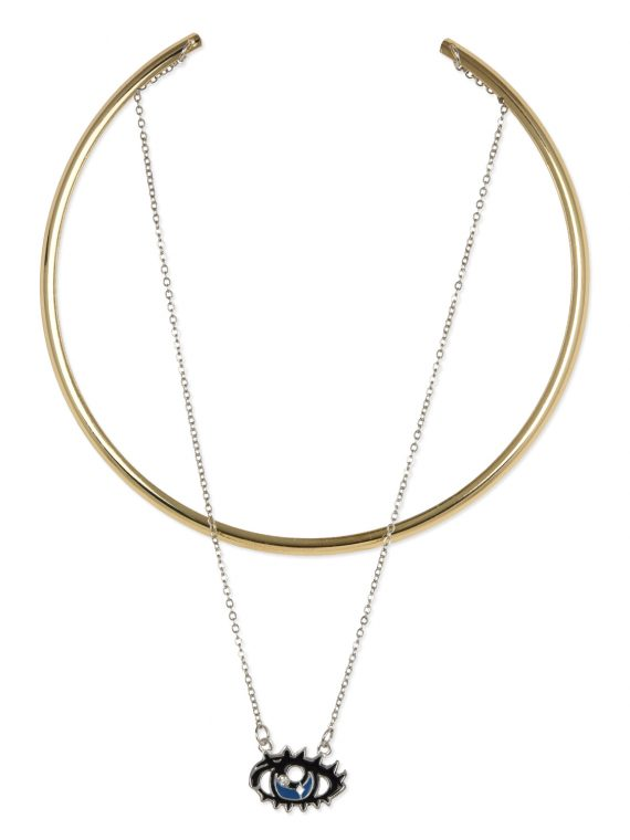 Round Choker Necklace India