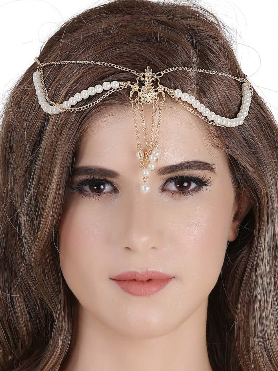 Buy White Hair Chains Online India