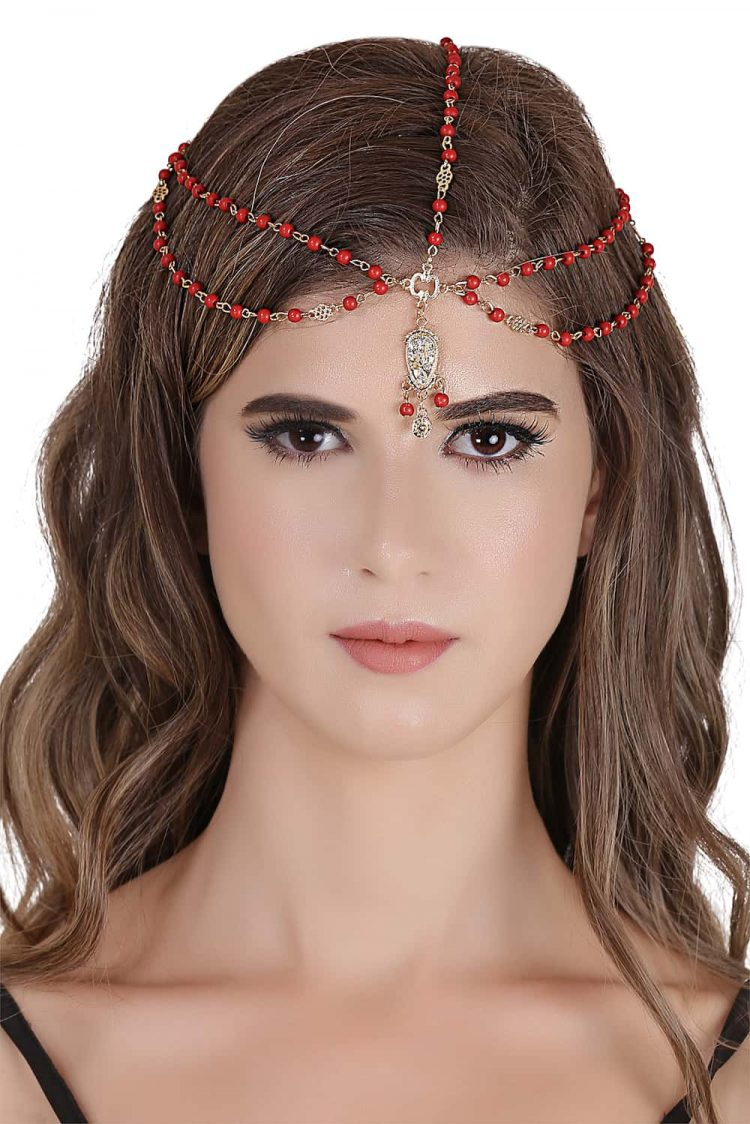 Red Hair Chains Online in India