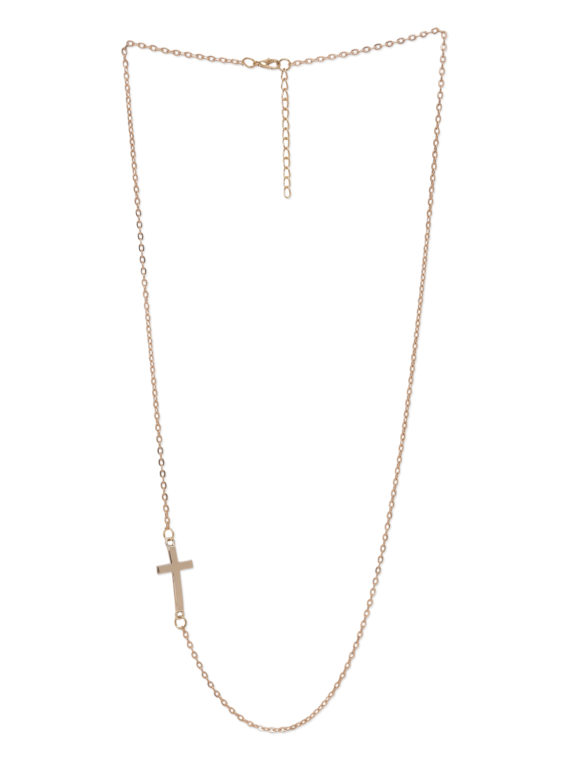 Cross Belly Chain For Girls