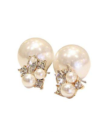 Double-Sided-PEarl-Rhinestone-Earrings