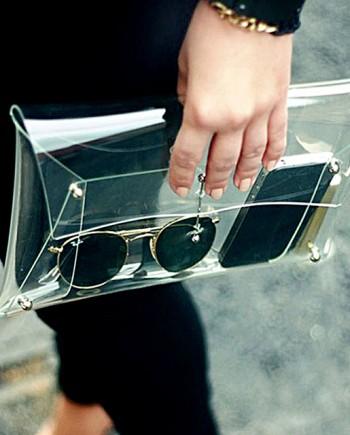 femnmas transparent women bag