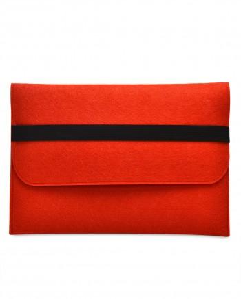 femnmas red macbook sleeve