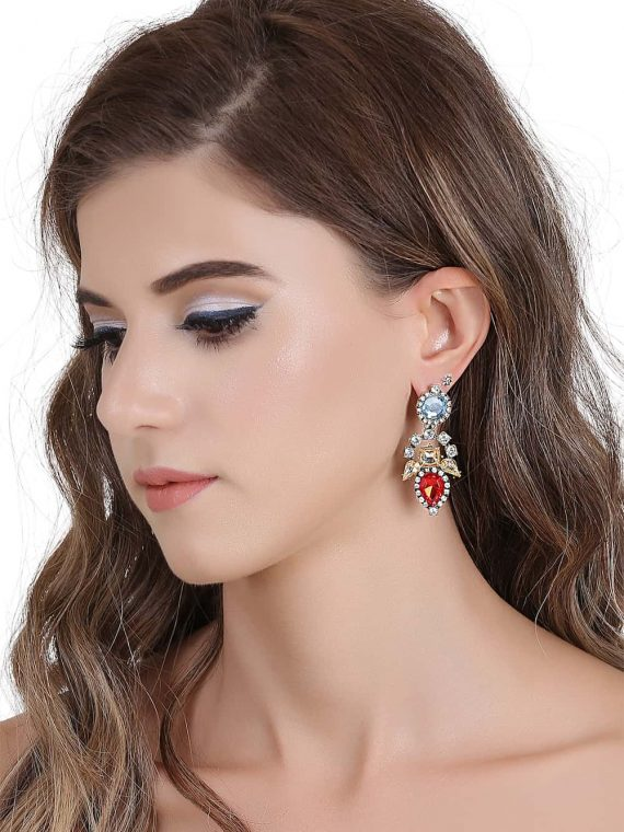 Designer Drop Fashion Earrings India