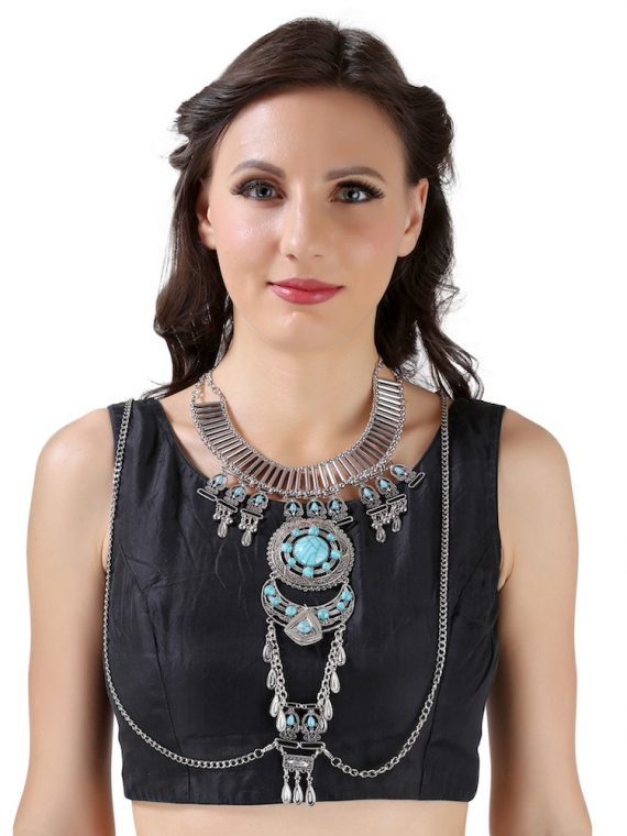 Buy Boho Body Jewellery Online in India