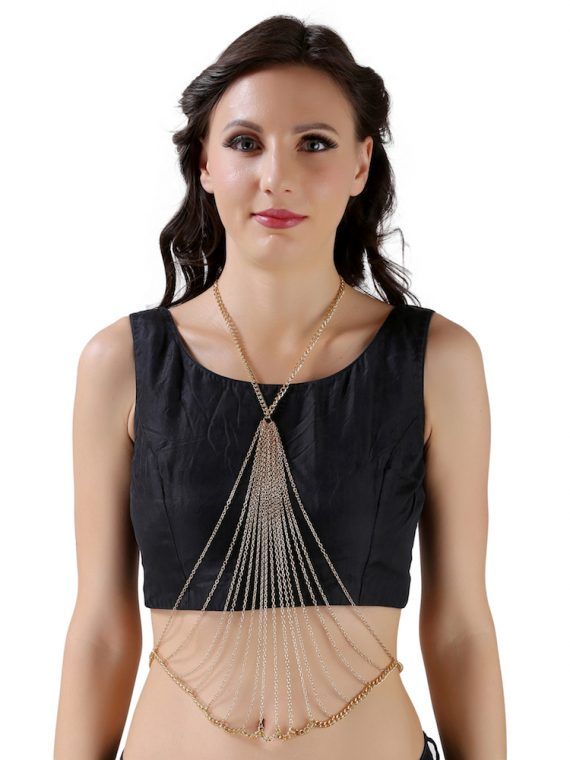 Buy Necklace Body Chain Online