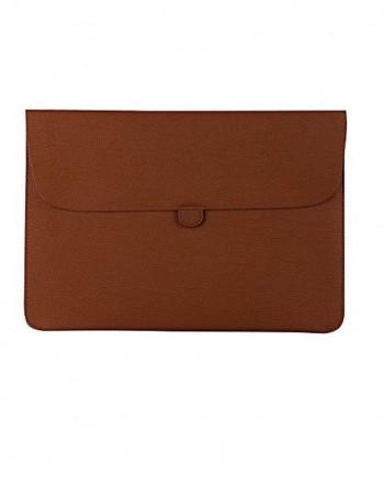 brown macbook air sleeve