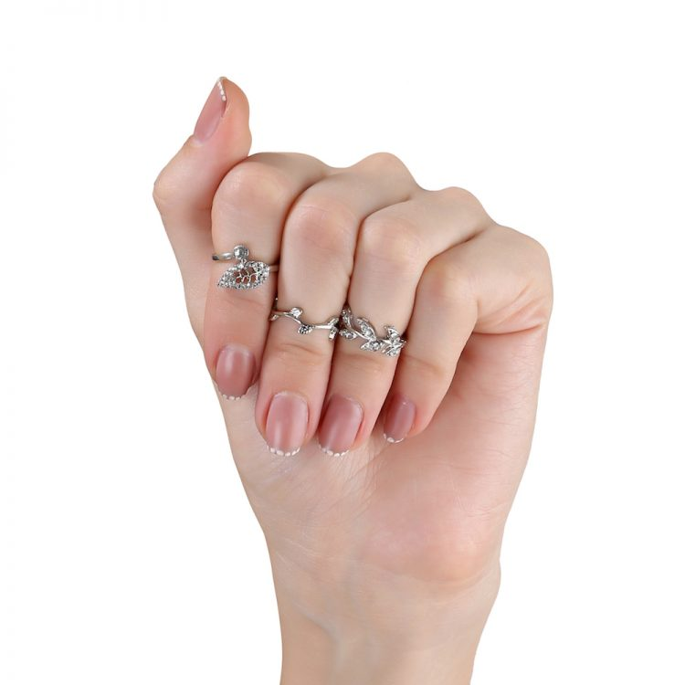 Buy Three Ring Set Online in India