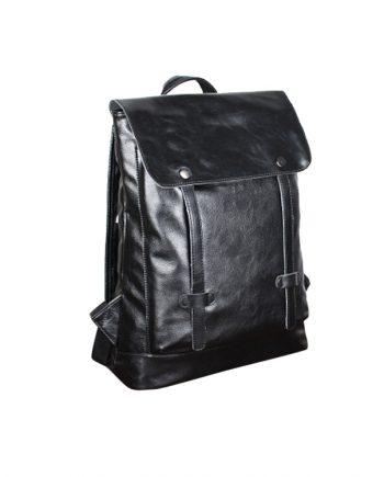 Black-leather-sling-bag