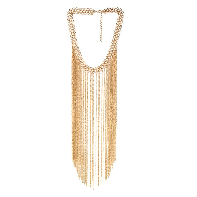 Long Necklace For Girls