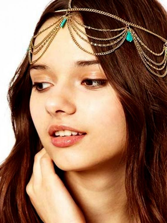 Multi Chain Princess Head Chain By Femnmas