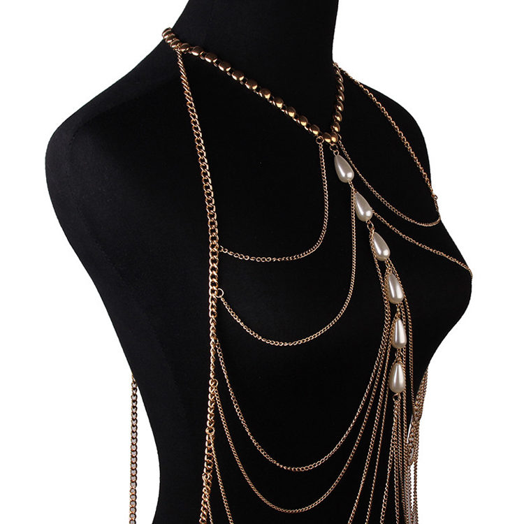 Buy Fashion Body Chain Online