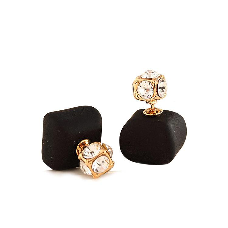 Buy Double Pearl Fashion Earrings