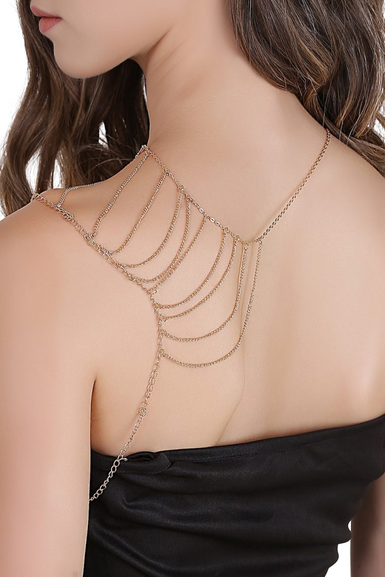 Designer Shoulder Chain Online in India