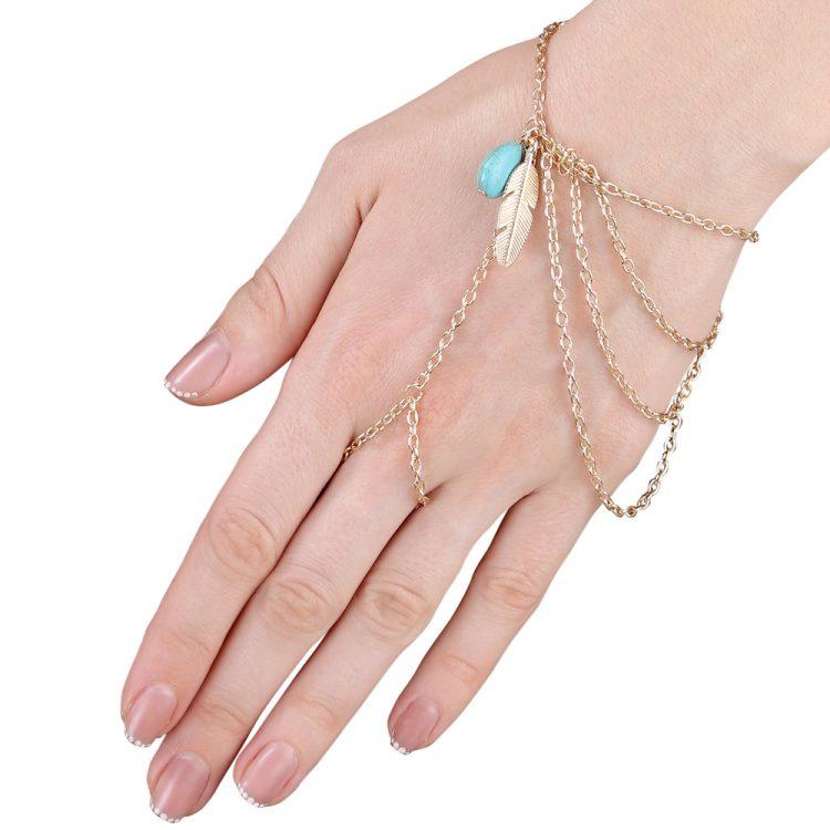 Buy Celebrity Bracelet With Ring