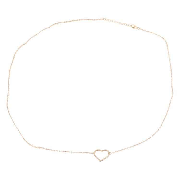 Femnmas Heart Belly Chain for Girls
