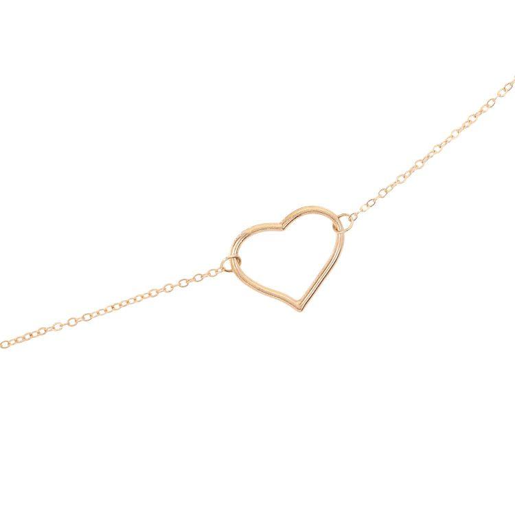 Femnmas Heart Shape Cute Belly chain For Girls
