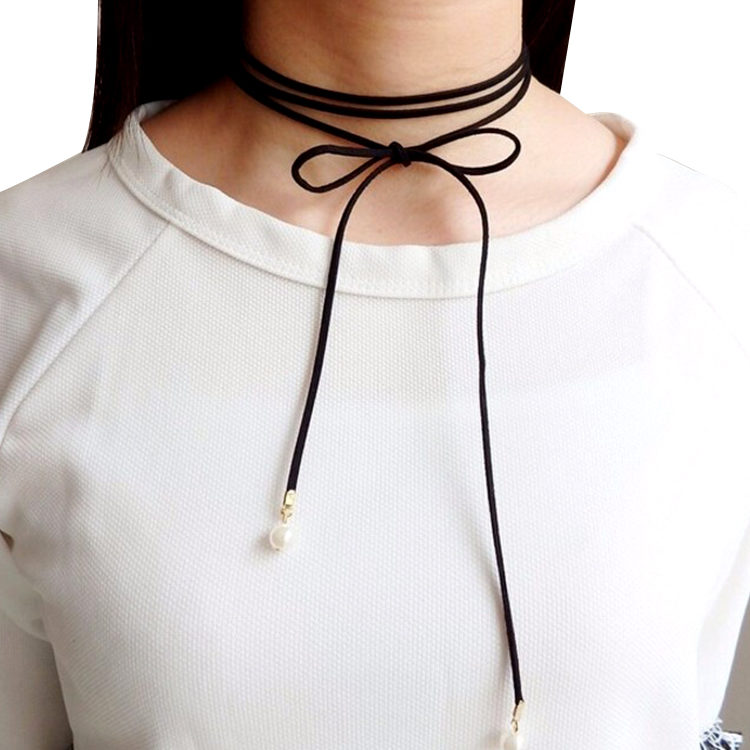 Buy Pearl Choker Necklace