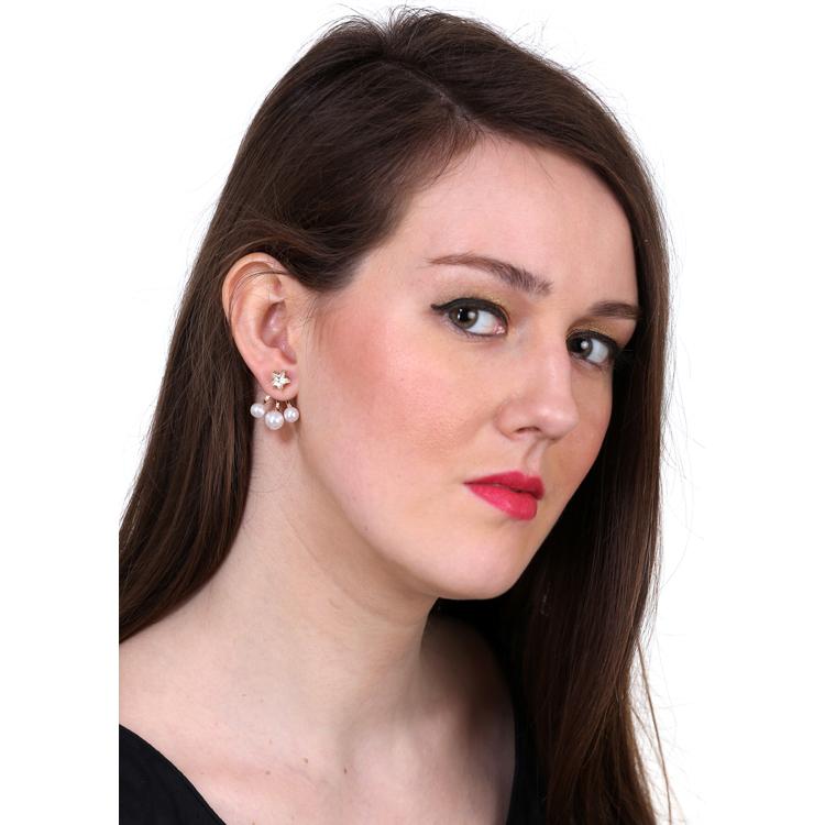 Buy Star Pearl EarJackets Online