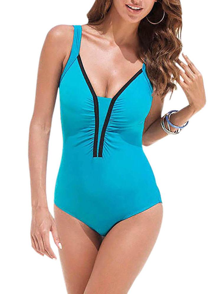 One piece Designer Swimsuit For Girls
