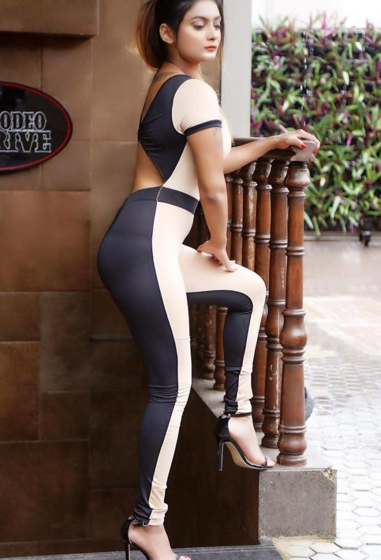 Two Tone Western Jumpsuits in India