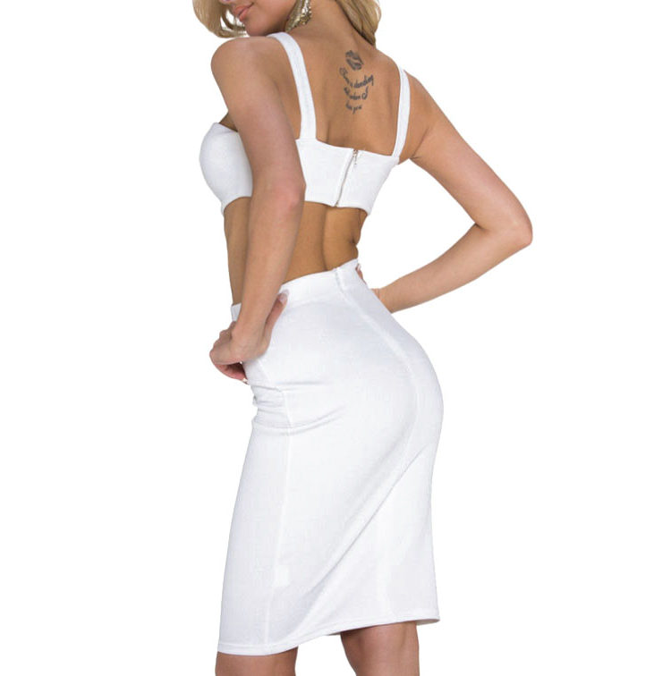 Buy White Western Party dress Online