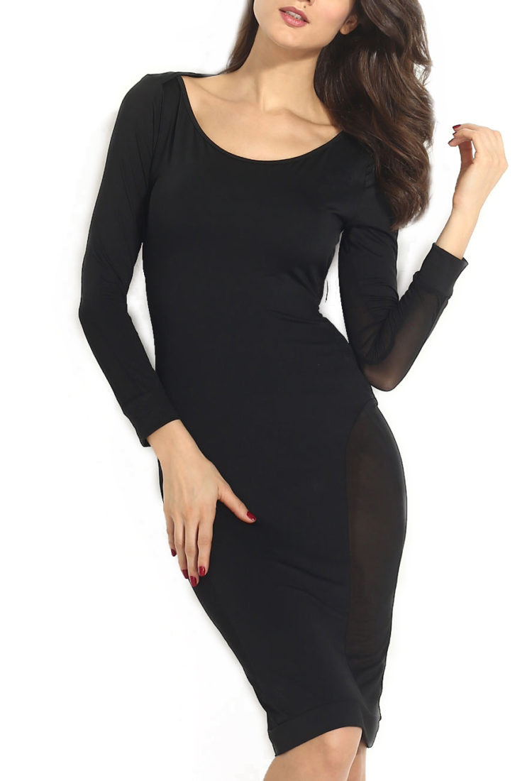 Buy Black Party Dress Online