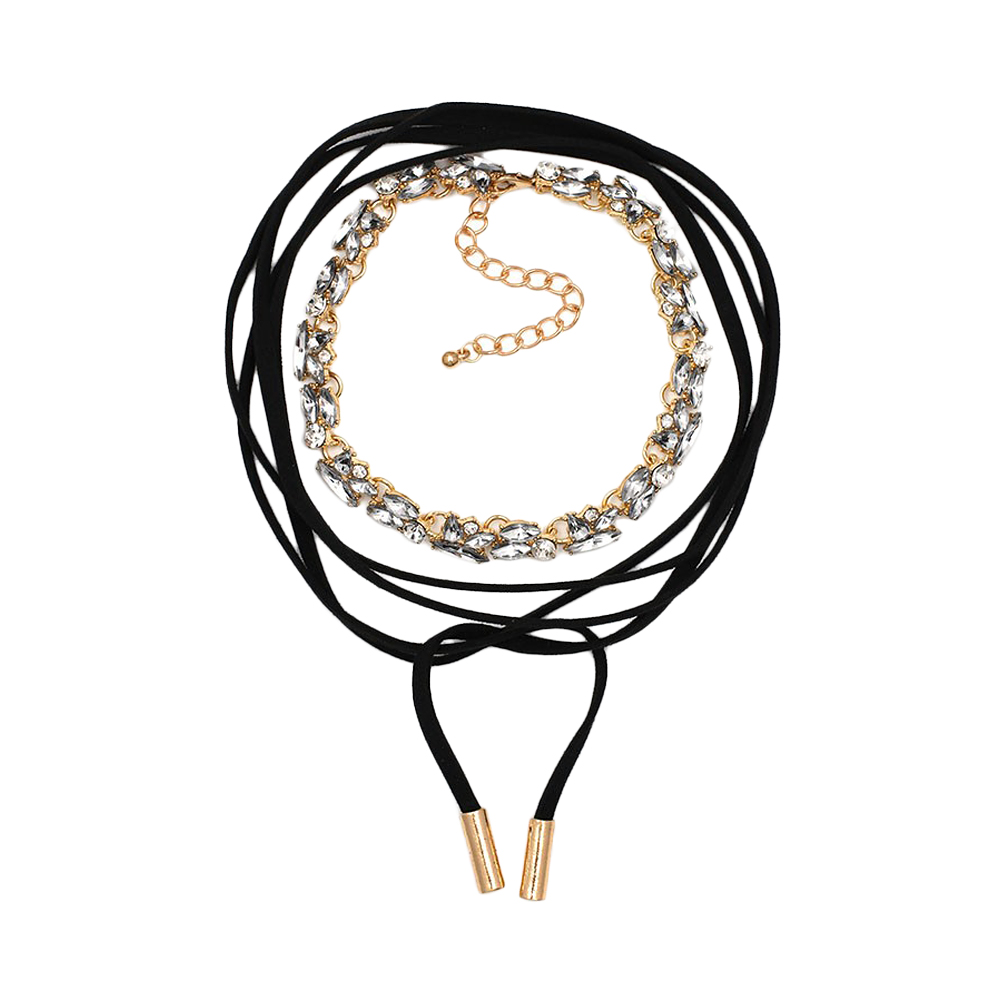 Buy Statement Choker Necklace in India