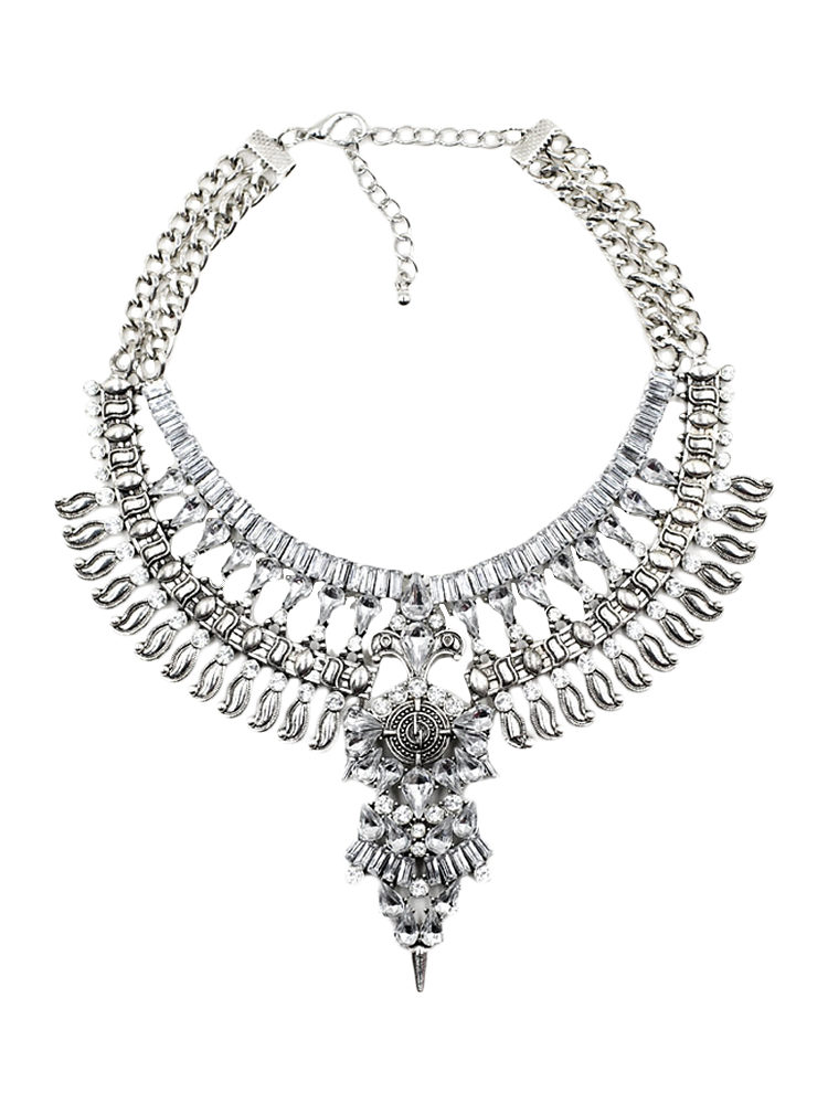 Boho Statement Necklace In India