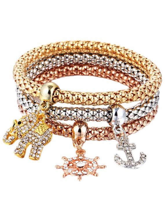 Elephant Bracelet Set Online