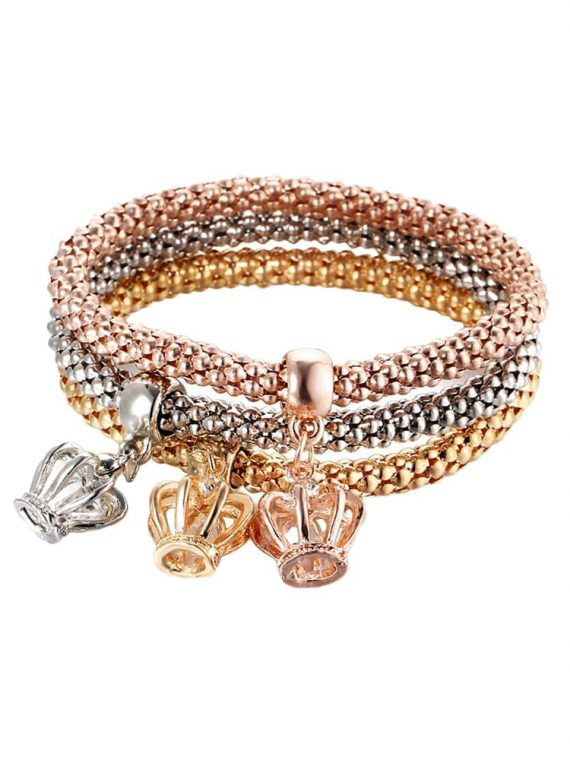 Crown Fashion Bracelet Sets in India
