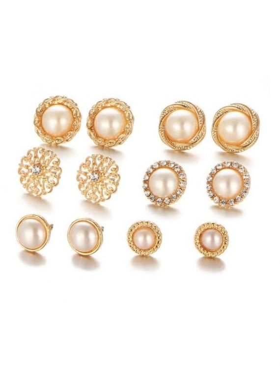 Buy Fashion Earrings Set Online in India