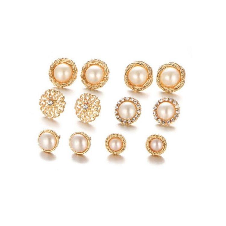 Buy Fashion Earrings Set Online in India