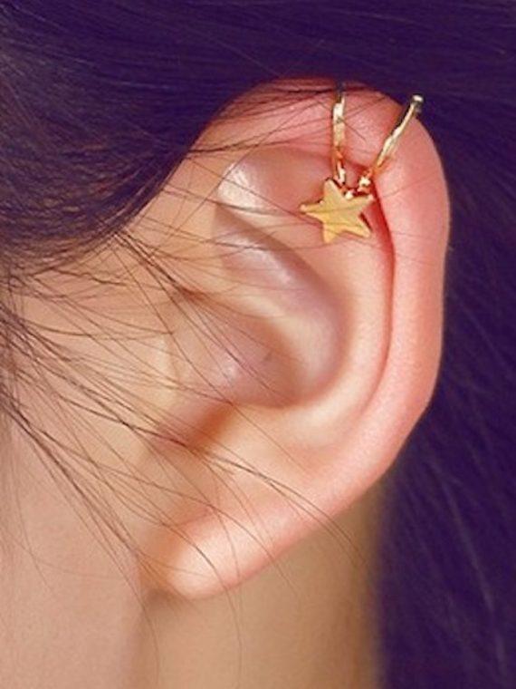 Buy Star Ear-bone Clip Earring Online