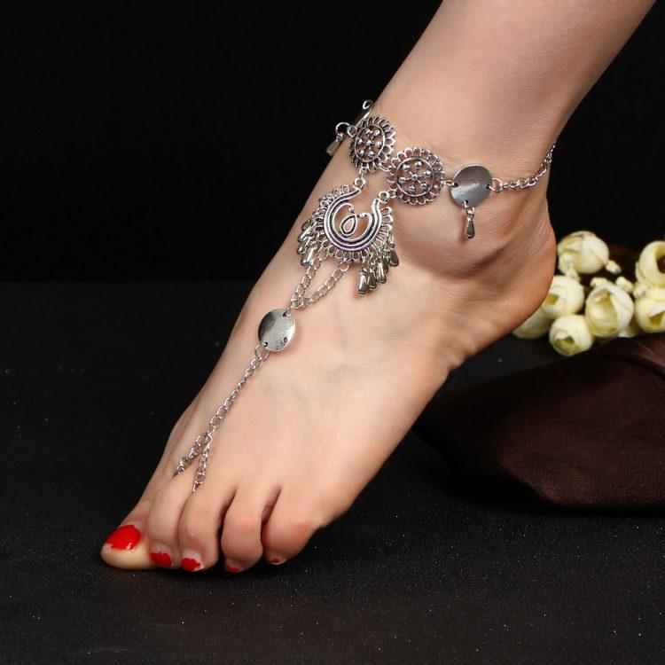 Boho Anklet By Femnmas