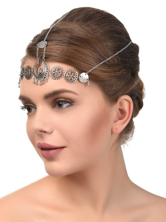 Vintage Designer Head Chains For Girls