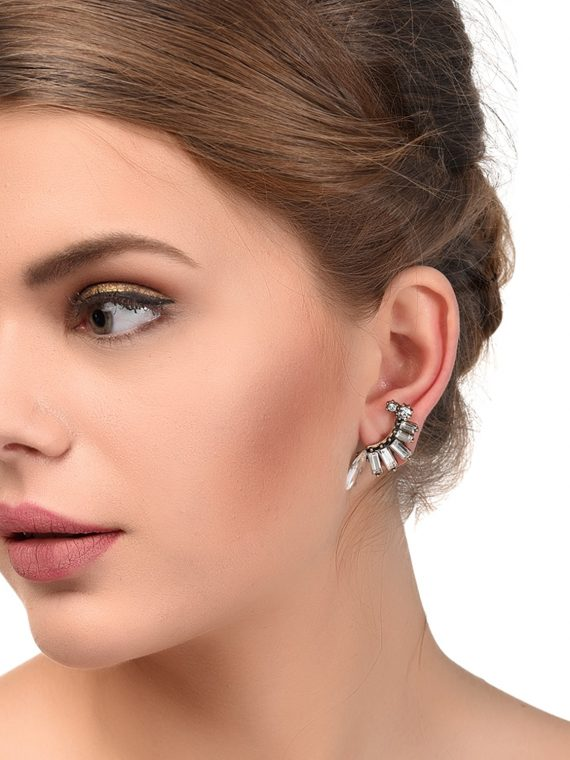Zircon Designer Earrings For Women