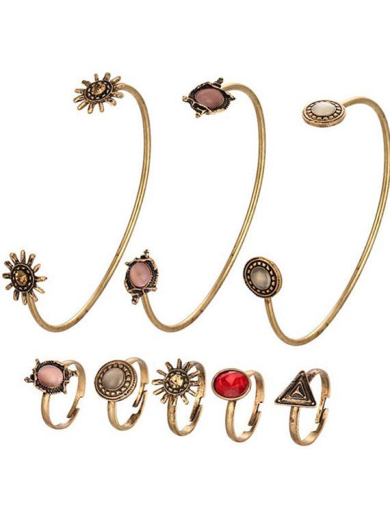 Jewellery set by femnmas