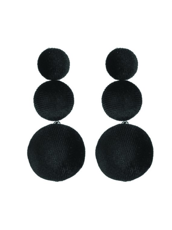 Black Earrings For Girls