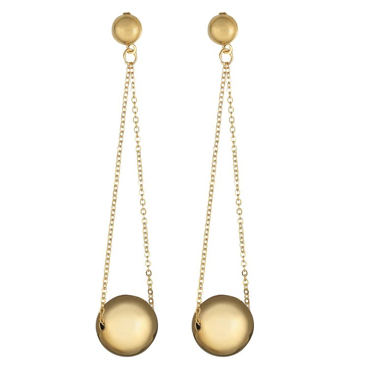Hanging Pearl Party Earring