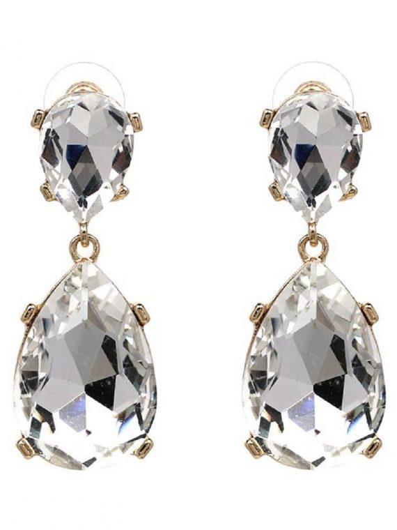 White Designer Fashion Earrings For WomenWhite Designer Fashion Earrings For Women