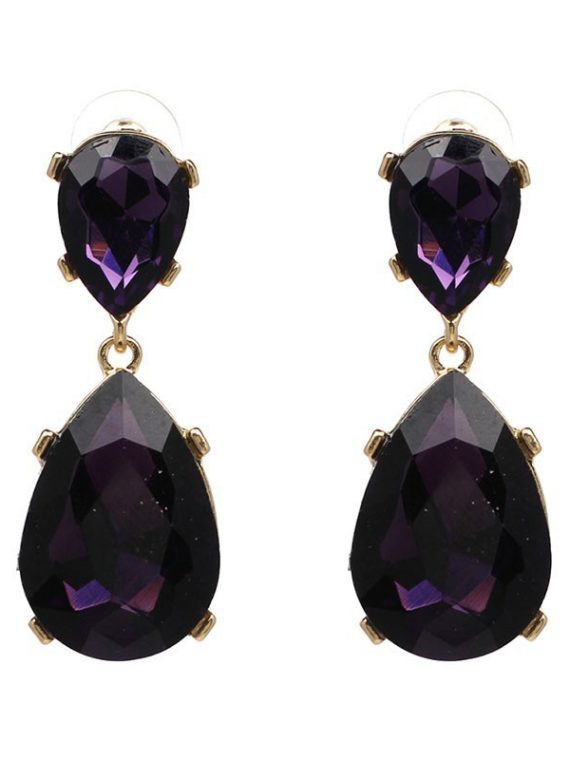 Designer Party Gemstone Earrings