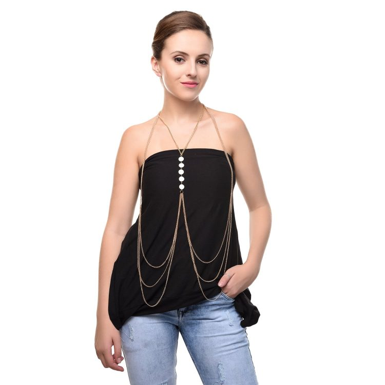 Party Fashion Body Chain for Girls And Women