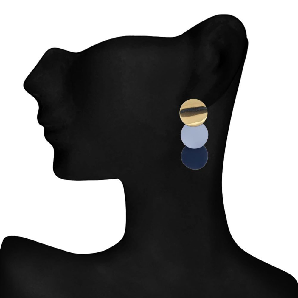 Designer Statement Earrings By Femnmas