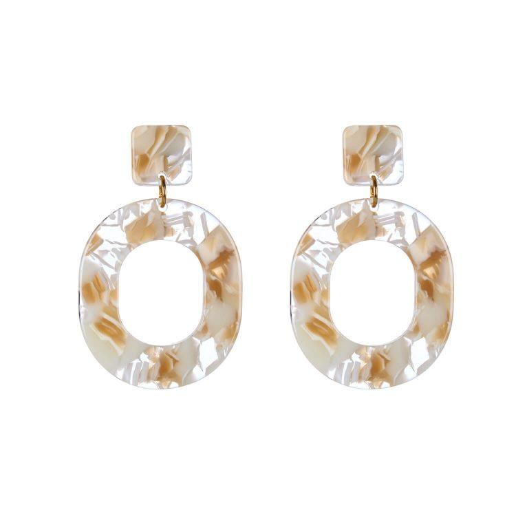 Designer Look Party Earrings For Girls
