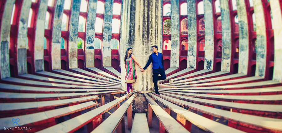 How To Make Your Pre-Wedding Shoot a Memorable One