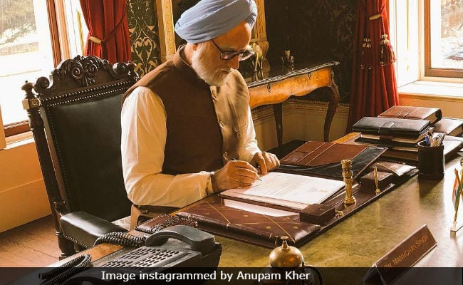 Trailer of ' The Accidental Prime Minister' is Out, Watch Now