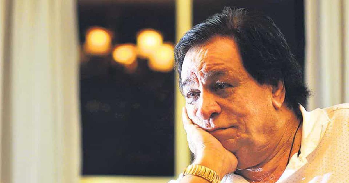 Actor Kader Khan passes away at the age of 81